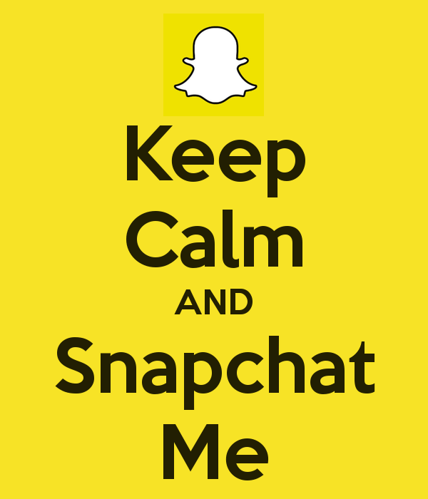 keep-calm-and-snapchat-me-82